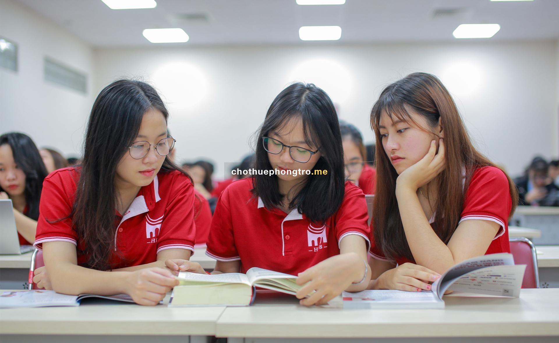 Sinh viên Hà Nội cũng có sự khác biệt trong nhu cầu chọn phòng trọ