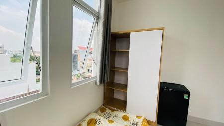 Phòng vừa xây dựng setup xong, mới tinh, đủ tiện nghi, tiện ích tại Phan Văn Trị, Gò Vấp, 25m2