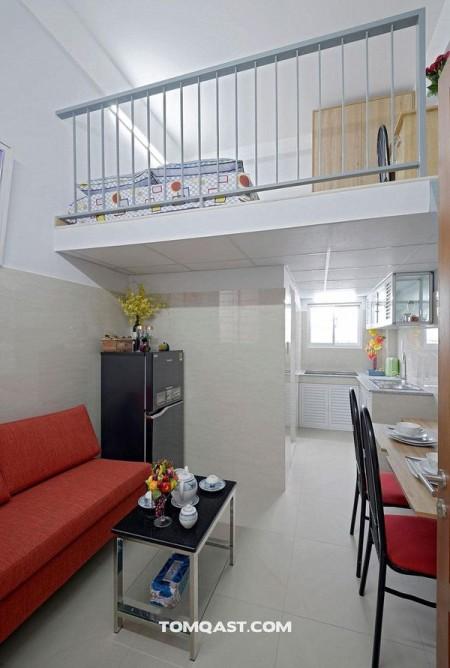 Cho thuê phòng trọ cao cấp, đầy đủ tiện nghi hiện đại, phòng rộng rãi, mới tinh, 25m2