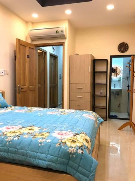 Phòng trọ mới, full nội thất đủ tiện nghi xịn xò, sang chảnh tại Tôn Thất Thuyết, Quận 4, 27m2