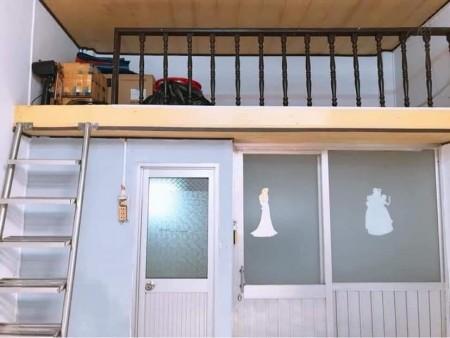Còn phòng trống chó Nữ sinh viên thuê có thể dọn vào ở ngay, phòng rộng rãi, có gác lững, 22m2