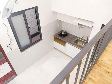 Phòng trọ chính chủ cho thuê cao cấp đủ nội thất mới 100%, cửa sổ lớn mát mẽ, 20m2
