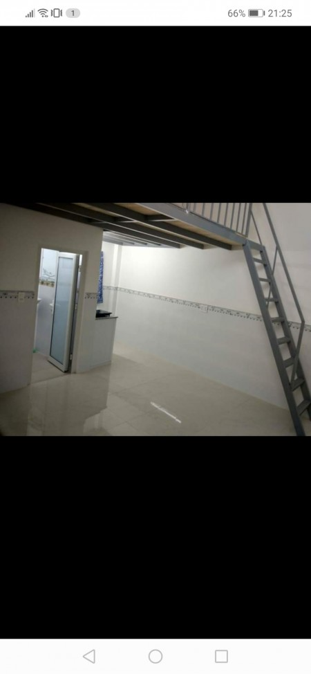 Phòng trọ Huỳnh Tấn Phát, Quận 7, có gác cao đến 1.7m không đụng đầu, nhà sạch sẽ, mát mẽ, 30m2