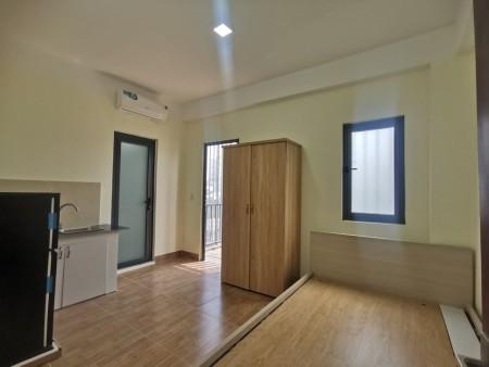 Cho thuê phòng trọ đầy đủ tiện nghi nội thất 25m2, sàn gỗ, tại Lê Đức Thọ GV, 25m2