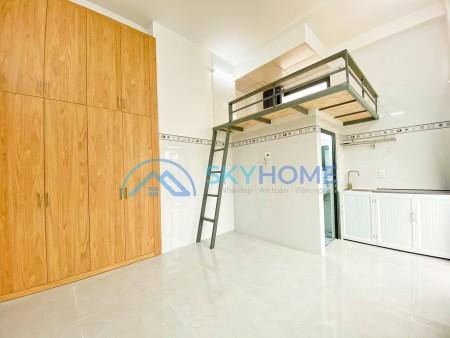Phòng trọ cao cấp vừa setup xong mới tinh từ phòng đến nội thất. Có nhiều giá thoải mái lựa chọn, 22m2
