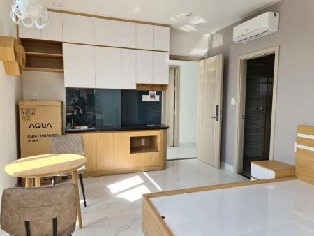 Phòng trọ cao cấp, dạng căn hộ chung cư đầy đủ tiện nghi, nội thất cao cấp tại Quậ 8, 26m2
