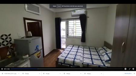 Phòng trọ cao cấp, đủ nội thất mới, sang chảnh các bạn chỉ cần kéo vali đến ở ngay thôi nhé !!, 19m2