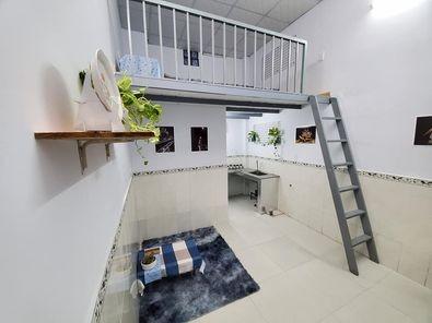 Phòng trọ Quận 2, Phòng rộng 25m2, có thang máy rất tiện lợi, gần Bệnh viện Quận 2, 25m2