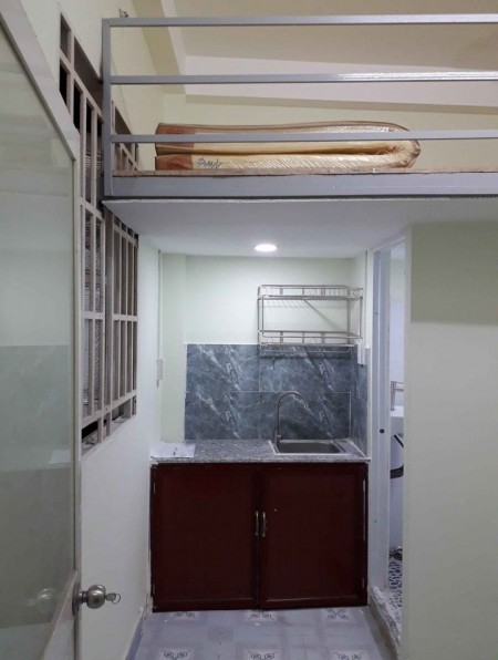 Phòng trọ mới đẹp, được nuôi thú cưng, đậu xe miễn phi tại Trần Phú, Quận 5, 30m2