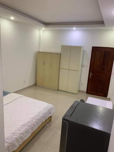 Phòng trọ cao cấp đầy đủ tiện nghi, nội thất mới, giá rẻ ngay chân cầu Sài Gòn, 28m2