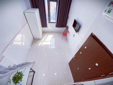 Phòng 35m2 đẹp đầy đủ tiện nghi như căn hộ chung cư cao cấp, sang trọng, 35m2