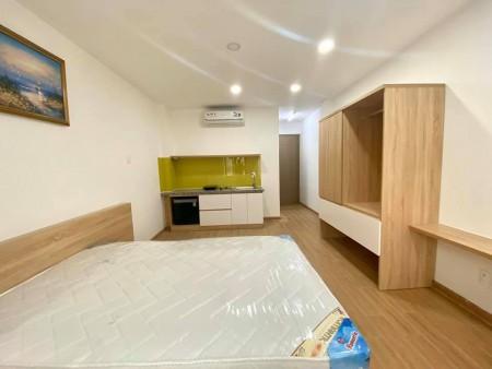 Cho thuê phòng mới vừa setup xong tại Cù Lao Phú Nhuận. Giá sinh viên, 28m2