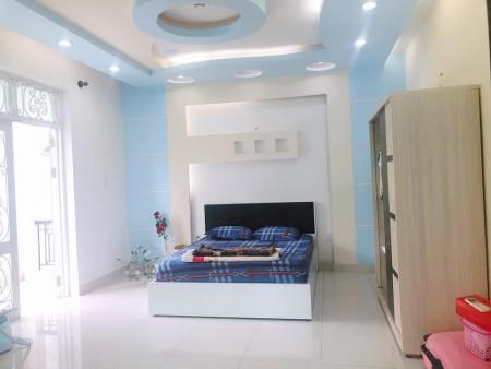 Cho thuê phòng trọ gần Lotte Quận 7, rộng 30m2, phòng mới đẹp, có cửa sổ, 40m2