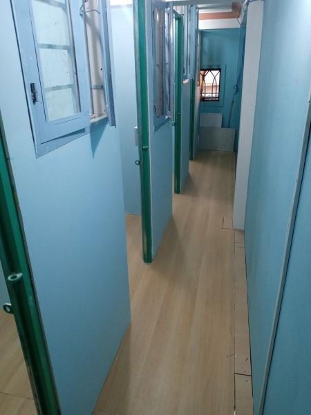 Phòng mới xây, ra vào bằng khóa từ an ninh, có camera 24/24, 16m2