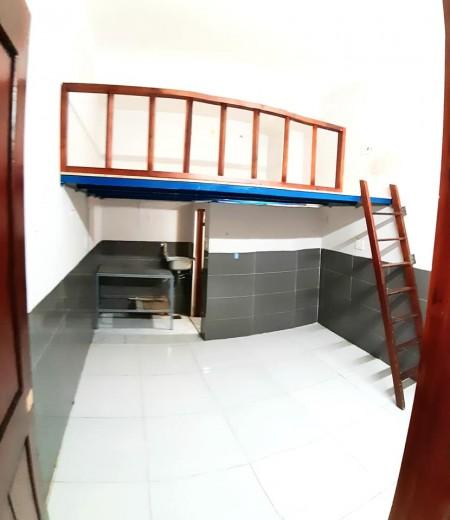 Phòng mới, sạch sẽ, rộng rãi, thoáng mát, có nhà xe rộng rãi, có bảo vệ 24/24 tại 61/11 đường Hàng Tre, 25m2