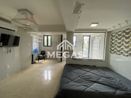 Phòng trọ cho thuê mới khai trương gần Aoen Mall Bình Tân, đủ nội thất đồ dùng, 26m2