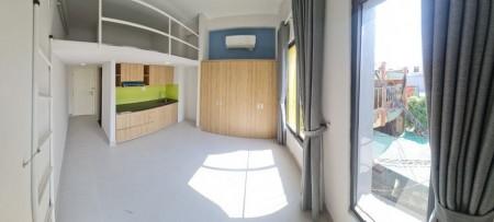 Phòng trọ mới tinh, cửa sổ thoáng mát, nội thất cao cấp, giử xe miễn phí, 29m2