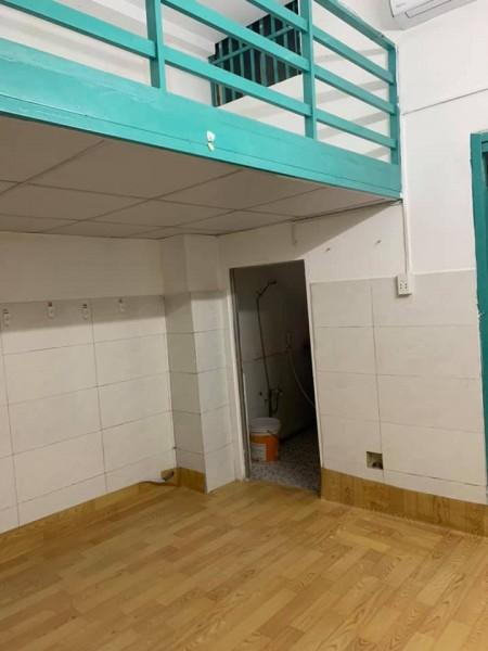 Phòng trọ gần bến xe Miền Đông, khu an ninh, phòng có gác rộng rãi, 20m2