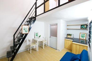 Phòng trọ cho thuê full nội thất ngay con đường ăn uống sầm uất Bình Thạnh, 22m2