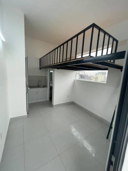 Phòng trọ cho thuê tại Lê Đức Thọ Gò Vấp, Phòng mới, có gác, có ban công, cửa sổ, 28m2