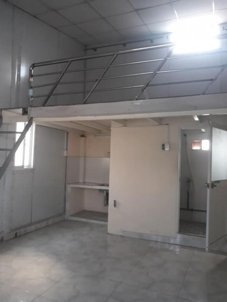Phòng trọ cho thuê giá rẻ phòng mới rộng tại 588 Huỳnh Tấn Phát gần cầu Phú Mỹ, 28m2