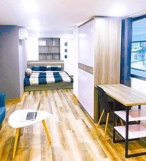 Phòng trọ siêu to, đầy đủ nội thất tiện nghi tại trung tâm Phú Nhuận, 40m2