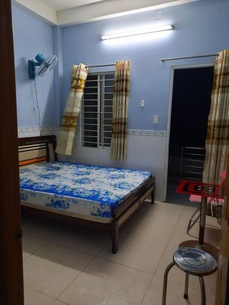 Phòng trọ đẹp như khách sạn, đầy đủ tiện nghi nội thất, có ban công mát mẽ, 22m2