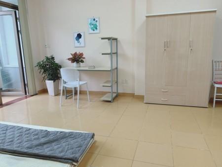 Phòng trọ gần Bình Thạnh, Đường Đặng Thùy Trâm, full nội thất có ban công, 27m2