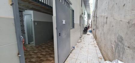 Phòng trọ Quận Gò Vấp, Giá từ 3tr đến 3tr5, có gác rộng rãi, khu trọ an ninh, sạch sẽ, 12m2