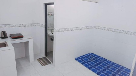 Phòng có quá đẹp, sạch sẽ thoáng mát, phòng mát, xây bếp, nhà vệ sinh ngay trong phòng, 27m2
