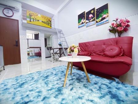 Phòng trọ vừa mới hoàn thành siêu đẹp, full nội thất, full tiện nghi, siêu đẹp, 45m2