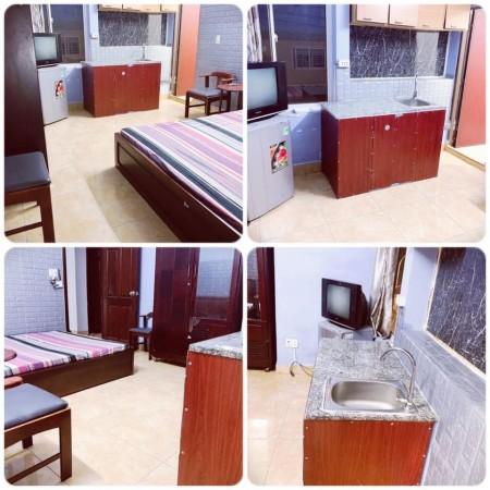 Phòng trọ Gò Vấp chính chủ cho thuê hợp đồng an toàn có nội thất, 25m2