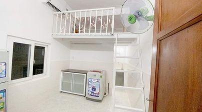Phòng trọ cho thuê phòng rộng rãi sạch sẽ, có camera an ninh, internet tốc độ cao, 27m2