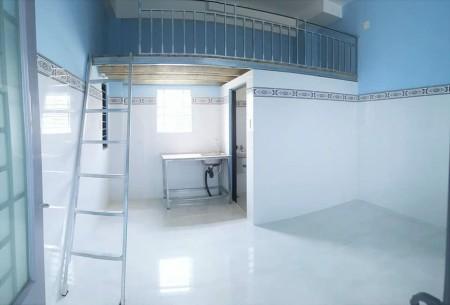 Cho thuê phòng mới xây, có gác tại 80 Cây Keo, Thủ Đức, 27m2