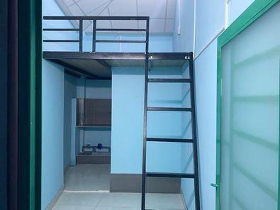 Phòng trọ cho thuê trung tâm Phú Nhuận giá thuê từ 3tr/tháng, cổng khóa vân tay hiện đại, 26m2