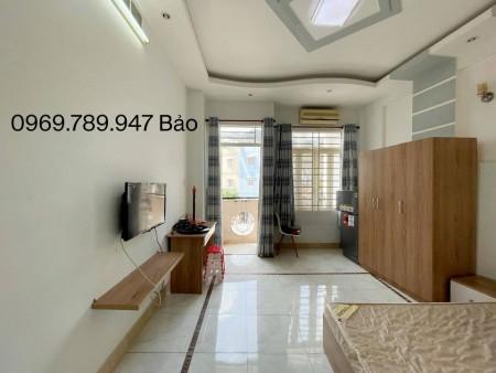 Cho thuê phòng trọ tại Phú Nhuận sinh hoat tự do, full nội thất, 28m2