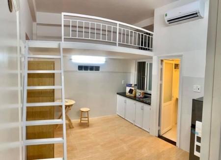 Phòng trọ tại Bình Thạnh sang trọng tiện nghi mới tinh đủ nội thất vào ở ngay, 25m2