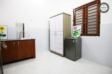 Phòng trọ cho thuê tại Bình Thạnh, có nội thất xịn xò mới đẹp, 27m2