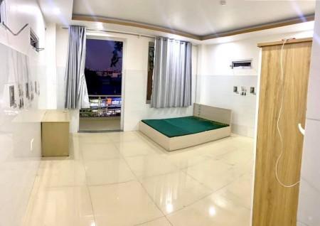Phòng trọ cho thuê tại Gò Vấp ngay mặt tiền Lê Văn Thọ, full nội thất, 25m2