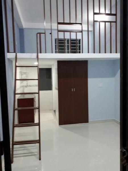 Phòng trọ siêu đẹp gác lững rộng rãi, không đụng đầu, nội thất đầy đủ xịn xò, 28m2