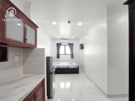 Phòng trọ cao cấp full nội thất giá rẻ tại Xóm Chiếu Quận 4, 28m2