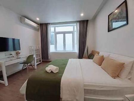 Phòng trọ cao cấp full nội thất tại Nguyễn Trường Tộ, Quận 4, 27m2