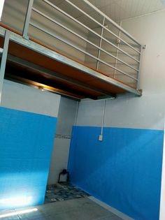 Phòng trọ giá sinh viên gần bến xe miền tây, có gác cao không đụng đầu, 14m2