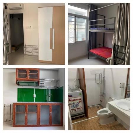 Phòng trọ mới rộng rãi, full nội thất tiện nghi phòng mới gần ĐH Bách Khoa, 25m2