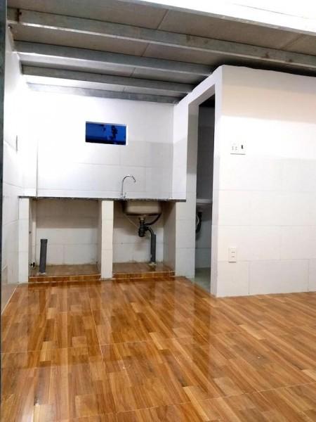 Cho thuê phòng trọ mới xây, diện tích phòng từ 14m2, có gác rộng 8m2, tolet riêng, 14m2