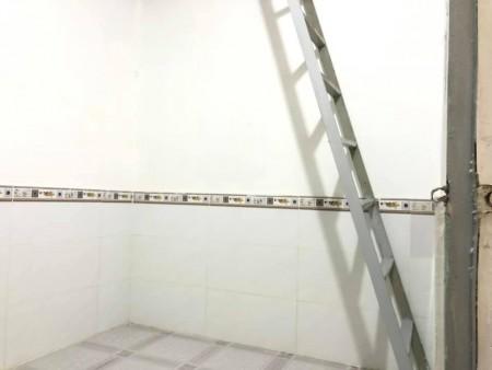 Phòng trọ cho thuê mới xây, sạch sẽ, có gác lửng, nhà vệ sinh riêng, 16m2