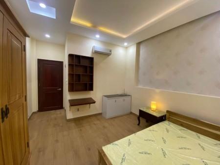 Cho thuê phòng trọ full nội thất tại đường Phạm Văn Đồng, phòng rộng 25m2-28m2, đầy đủ nội thất, 25m2