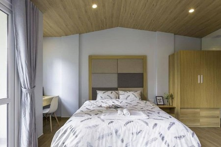 Cho thuê phòng trọ tại quận 4, full nội thất, thuậ tiện di chuyển sang khu vực trung tâm, 30m2