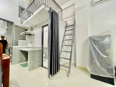 Cho thuê phòng trọ full nội thất máy giặt luôn riêng, giờ giấc tự do, an ninh bảo đảm, 25m2