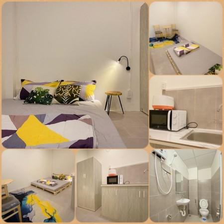Cho thuê phòng trọ giá rẻ tại Phú Nhuận, miễn phí wf, chỗ đậu xe, rộng rãi thoáng mát, 25m2